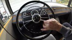 Mercedes O 319 Interior tour