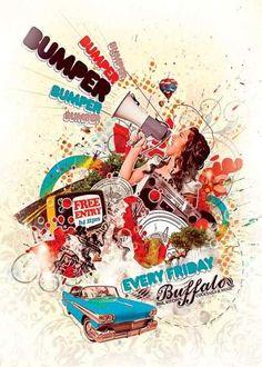50 of the Hottest Nightclub Poster Designs - Speckyboy Design Magazine