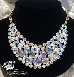 BLING! Necklace from Beekeeper's Cottage #beekeeperscottage #luckettsva