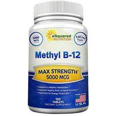 Active B12 Lozenge With L-5-MTHF | 800 mcg of Pure Non-racemic L-methylfolate | 1,000 mcg of Methylcobalamin and Adenosylcobalamin Vitamin B12 | 60 Lozenges | Physician Formulated | Seeking Health