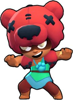 Nita - Wiki, Informações, Skins e Ataques – Brawl Stars Dicas Star Character, Game Character Design, Character Concept, Pyssla Pokemon, Clash Royale, Star Art, How Big Is Baby, Wedding Film, Character Illustration