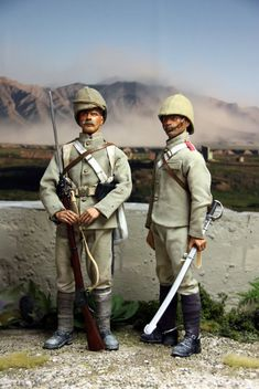 Second Afghan War Uniform Picture/Uniform Thread - Page1