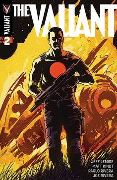 Preview: The Valiant #2, Page 1 of 10 - Comic Book Resources
