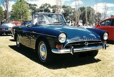 Sunbeam Tiger Mark 1 - Blue