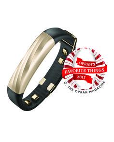 UP3 by Jawbone Heart Rate, Activity + Sleep Tracker, Black Gold Twist Jawbone http://www.amazon.com/dp/B016IIRE6A/ref=cm_sw_r_pi_dp_tAXwwb1AKNDQX