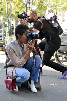 Street Style Photographers | #streetstyle #photographers #tamumcpherson