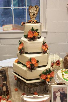 I want this cake at my wedding