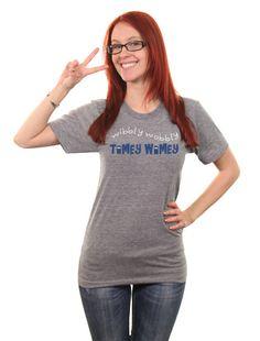Wibbly Wobbly Timey Wimey Shirt | ForHumanPeoples