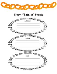 This is a graphic organizer for practice with sequencing main events. 3rd Grade Reading, Event Organiser, Thinking Skills, Event Management, Graphic Organizers, Educational Activities, Reading Comprehension, Event Planning, Events