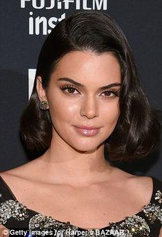 Kendall Jenner now sports shoulder length hair