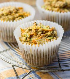 Carrot and corgette muffins. I plan to make dairy free
