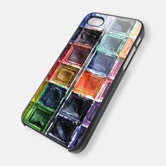 WATERCOLORS PALLET Case iPhone case FDL - iPhone