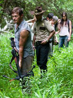 Walking Dead..Crossbow
