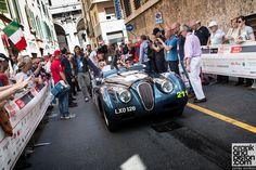 2014 Mille Miglia. Jaguar Heritage Racing www.jaguarsanjuantx.com