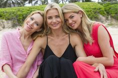 The Other Woman starring Leslie Mann, Cameron Diaz, and Kate Upton