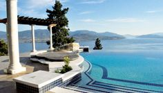 Glass Tiles, Beautiful Pools, Columbia Pictures, British Columbia, Great Britain, Landscaping, Articles, Flooring, Magazine