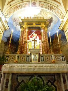 """""""Abbazia Parrocchiale Di S.Michele Arcangelo"""", Isola Procida,Italia (Maggio)"""