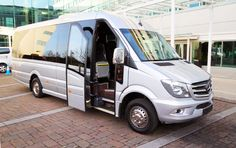 JND minibus hire in Lithuania / passengers minibuses for rent, tour line version