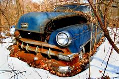 ☆★Abandoned Vehicles - 2 -★☆