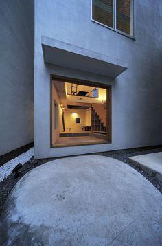 House T for a coupleHiroyuki Shinozaki Architects   篠崎弘之建築設計事務所
