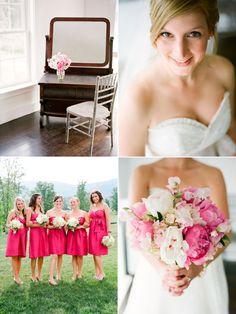 Virginia Vineyard Wedding – Style Me Pretty