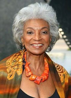 "Happy 82nd birthday to actress Nichelle Nichols who made television history in the 1960s with her portrayal of ""Star Trek"" character Lieutenant Nyota Uhura -- a breakthrough role that showed an African American woman in a position of power as the fourth in command of a starship. At the end of the first season, however, Nichols, frustrated by the show's development, considered moving back to Broadway a special fan convinced her how important her role on the show was Dr. Martin Luther King…"