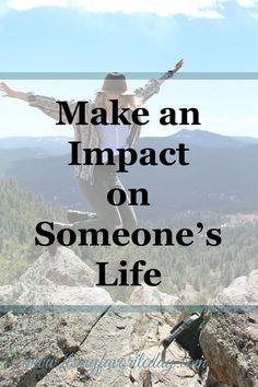 Great tips! Love how it starts with looking at your own life then how to make an impact on another. Highly recommend, simple but effective ways to be an influence.