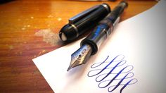 FPgeeks fountain pen review of our Conid Bulkfiller