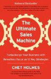 The Ultimate Sales Machine: Turbocharge Your Business with Relentless Focus on 12 Key Strategies - http://www.learnsale.com/sales-training/audio-books/the-ultimate-sales-machine-turbocharge-your-business-with-relentless-focus-on-12-key-strategies-2/