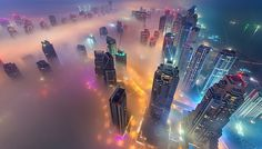 Cityscape Photography by Daniel Cheong