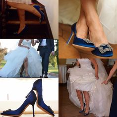 #ManoloWeddingDreamShoes a lucky girl, with lucky friends who chipped together to get me my dream shoes for my wedding day!!