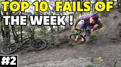Top 10 MTB Fails of the Week #2  #fails #mtb #crash