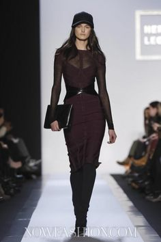 Hervé Léger by Max Azria Ready To Wear Fall Winter 2013 New York