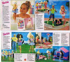 """Résultat de recherche d'images pour """"barbie 1992"""""""