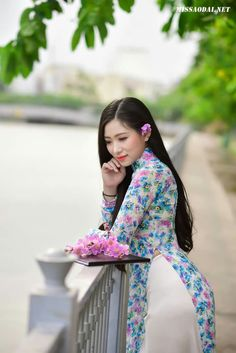 Traditional Clothes, Beautiful Girl Indian, Ao Dai, Asian Beauty, Vietnam, Exotic, Dresses With Sleeves, Long Sleeve, Photos