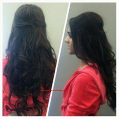 Prom Hair Styles. Long Hair Styles. Xentrik.