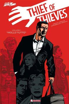 RECENSIONE: THIEF OF THIEVES #1 - http://c4comic.it/recensioni/thief-of-thieves-vol-1/