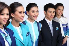 Bangkok Airways ปรับโฉมยูนิฟอร์มใหม่สุดชิค » News & Deals   HiSoParty.COM