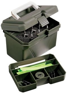 Plano Broadhead Accessory Box   Bass Pro Shops: The Best Hunting, Fishing, Camping & Outdoor Gear