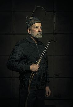 Rembrandt-inspired portraits: These Portraits of Auto Mechanics Are a Homage to Renaissance Paintings Photographer Freddy Fabris
