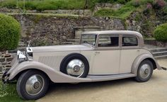 1933 Rolls-Royce Sports Saloon by Park Ward (chassis 119RY)