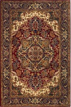 Heriz I Area Rug  Get Traditional Style with a Persian Rug  Item # 30956