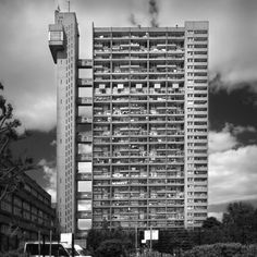 The Trellick Tower, London / Erno Goldfinger