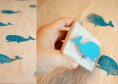 diy fabric print cute