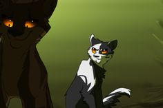 Thistleclaw and Tigerpaw ( claw/star)
