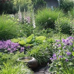 garden and landscape architecture fur - Garden***Garten - Tipos de Jardim Amazing Gardens, Beautiful Gardens, Landscape Architecture, Landscape Design, Japanese Garden Design, Garden Cottage, Garden Beds, Terrace Garden, Garden Art