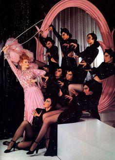 """Lucille Ball in """"Ziegfeld Follies"""" (1945)"""
