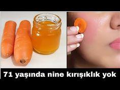 Tragen Sie jede Nacht Karottencreme auf, entfernen Sie Falten, entfernen Sie dunkle Flecken und - YouTube Carrot Cream, Face Massage, Les Rides, Youtube, Dark Spots, Carrots, Food And Drink, How To Apply, Skin Care
