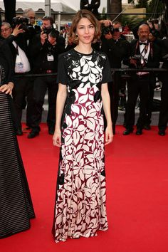 Sofia Coppola Photos: Palm D'Or Winners Red Carpet - The 67th Annual Cannes Film Festival