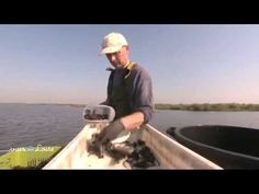 Reportage : Pécheur d'écrevisses au lac de grand lieu  #cheur #crevisses #grand